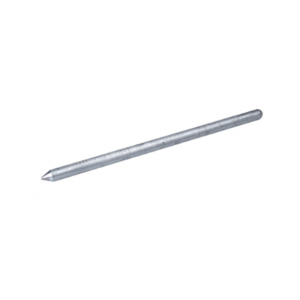 3/4 in x 10 ft. Galvanized Ground Rod, UL Listed