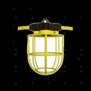 14/3 SJTW 100' Yellow Stringlight